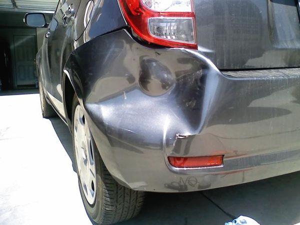 Cost To Repair Car Body Damage