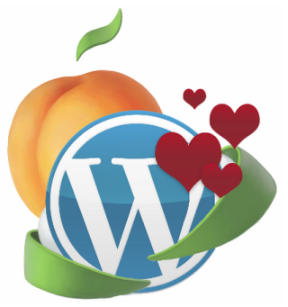 WordPress Loves Wild Apricot Image