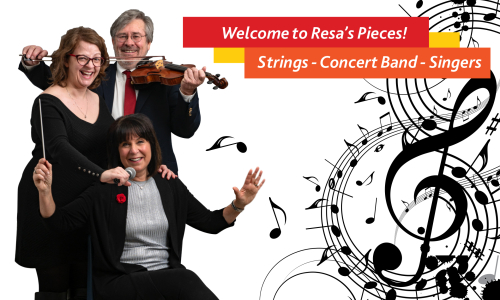 Resa's Pieces Conductors