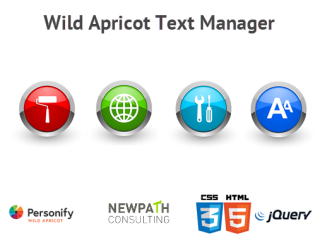 Wild apricot text manager watm