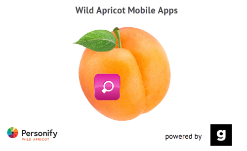 Click to install sample Wild Apricot mobile app